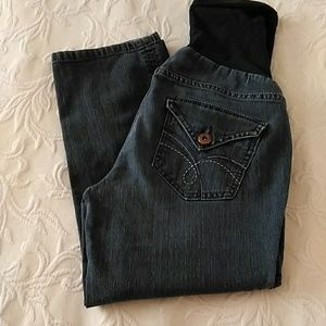 Momma jeans